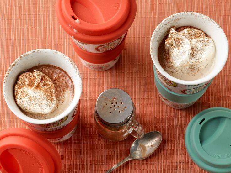 Pumpkin Spice Latte recipe from Food Network Kitchen via Food Network