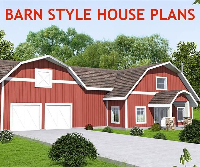 The Barn Style Home Reshapes An Icon Of Americana In The 21st Century Barn Style House Barn Style House Plans Farmhouse Style House