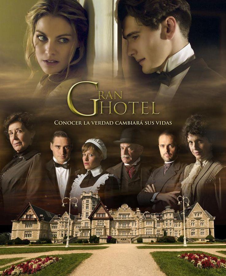 Grand Hotel Episode 1: La doncella en el estanque (Part 1) - Watch Full Episodes Free - Spain - TV Shows - Viki