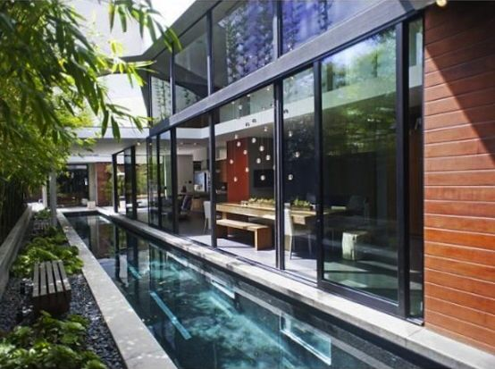 find this pin and more on lap pool design ideas by nelleryan. beautiful ideas. Home Design Ideas