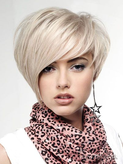 Very cute...Don't think I could go this short with my face shape, but I still think its cool, funky, and fresh...