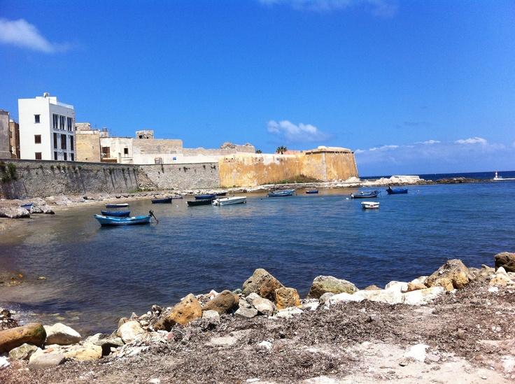 Trapani Sicily.