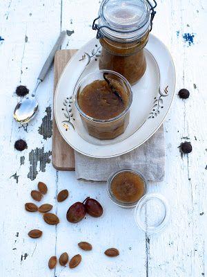 [kjøkkentjeneste]: Plommesyltetøy med vanilje