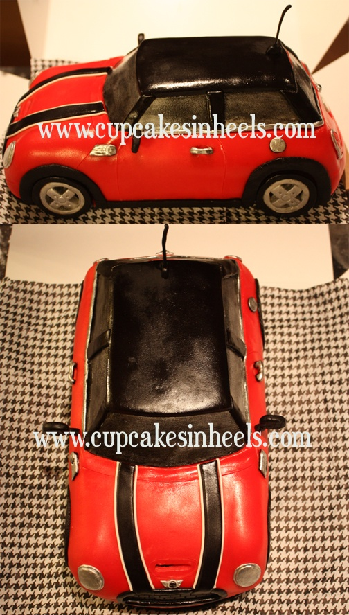 17 best car shaped cakes images on Pinterest Car cakes Car