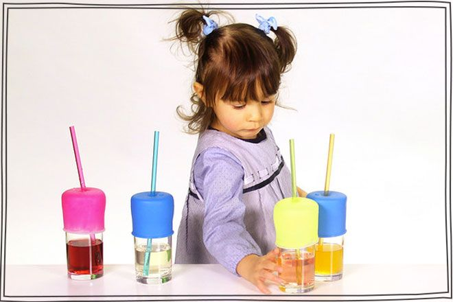 SipSnap sippy cup lids can be stretched over any cup to create a spill-proof solution for at home or on-the-go. A fab solution that breaks the mould.