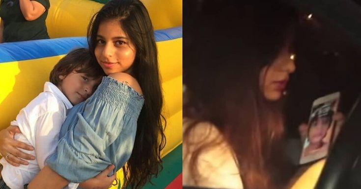 Suhana Khan kept a cute mobile wallpaper of her adorable baby brother Abram, see pic Suhana Khan #News, #Suhana_Khan #Suhana_Khan Suhana Khan kept a cute mobile wallpaper of her adorable baby brother Abram, see pic Suhana Khan <a class=