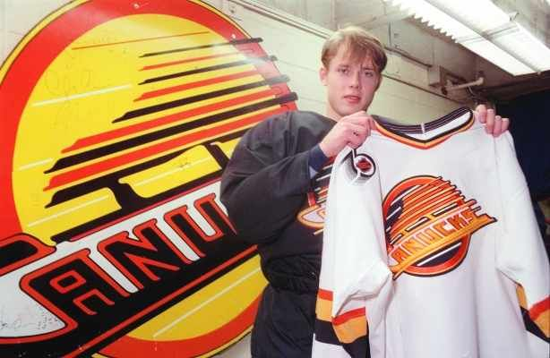 The Vancouver Canucks have officially announced that Pavel Bure's No. 10 jersey will be retired next season.