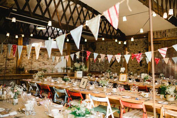 Northern Ireland Barn Wedding Venue | #Weddingvenues #Ireland | www.onefabday.com