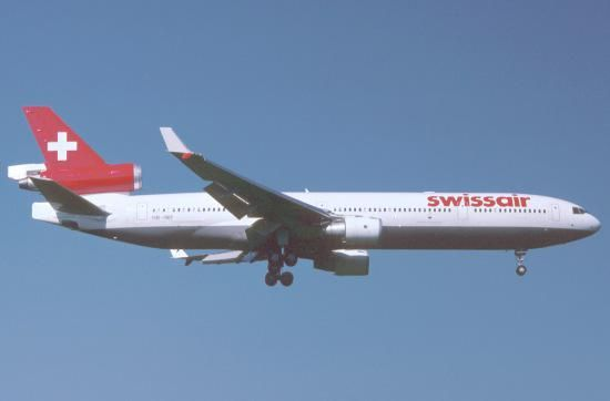 Top 25 Worst Aviation Disasters: No.22. Swissair Flight 111 (1998) In-flight fire, electrical failure Killing all 229