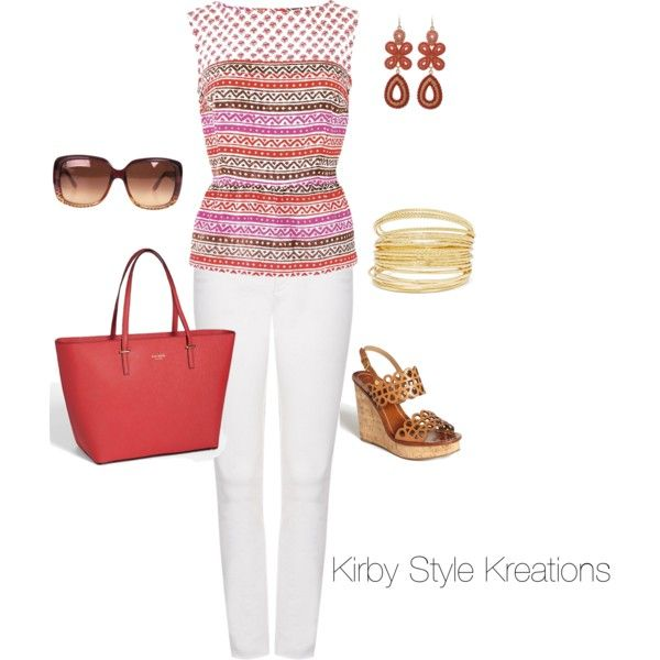 Summer Wine Tasting Outfit