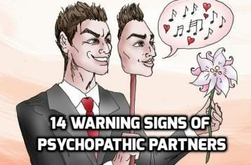 18 ways to know you are dating a sociopath