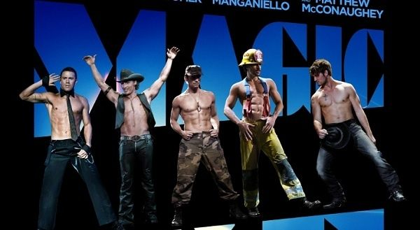 The All Important MAGIC MIKE Drinking Game