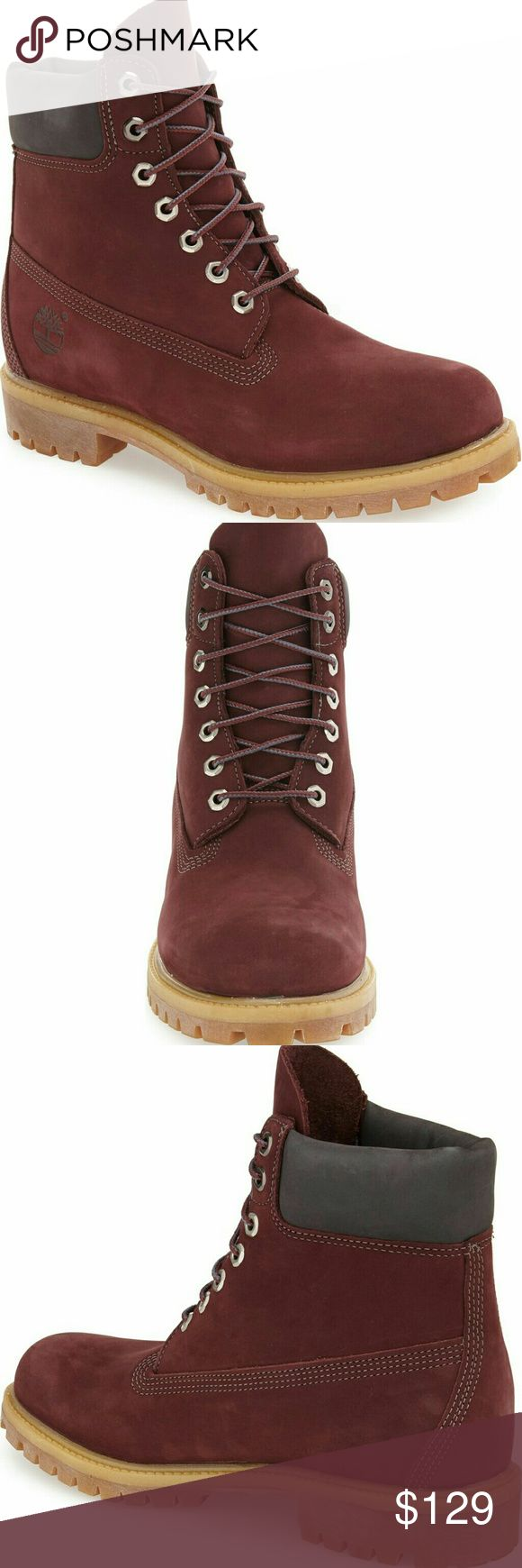 Timberland Men's boot 100% AUTHENTIC TIMBERLAND BOOTS  FROM FACTORY New with box Timberland Shoes Boots