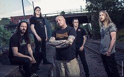 После завершения своего успешного британского турне в компании с Meshuggah, шведские треш-металлисты The Haunted планируют начать запись своего девятого студийного альбома. Предполагается, что лейбл Century Media Records выпустит альбом уже в конце 2017 года. Гитарист The Haunted Ола Эн�
