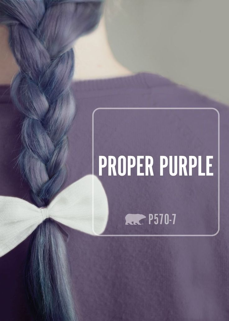 This proper purple paint color by behr is sure to look for Purple makes you feel