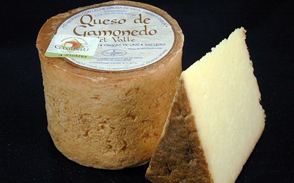 Queso Asturiano de Gamonedo.