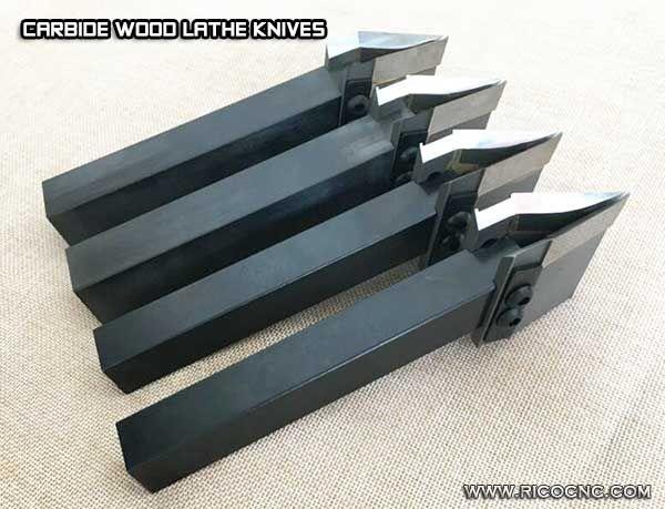 #carbide wood #lathe #knives