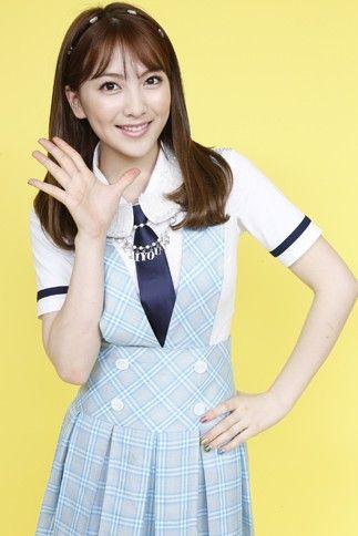 Jiyoung KARA Bye Bye Happy Days Blue and White