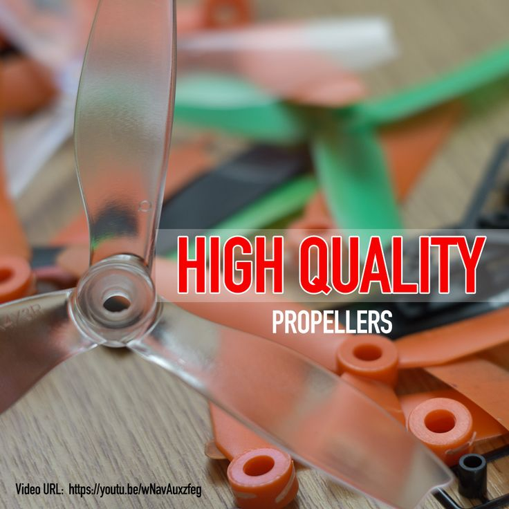 HQ Props for FPV drone racing