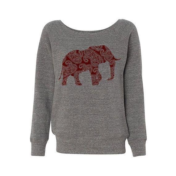 Weithalsflaschen  Paisley Elefanten  von TeesAndTankYouShop auf Etsy