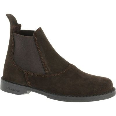 GROUPE 8 Equitation - Boots enfant CLASSIC ONE 100 FOUGANZA - Equitation