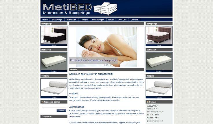 www.metibed.starteenwinkel.nl