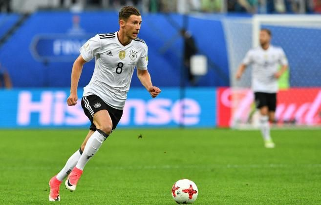#rumors  Liverpool transfer report: Reds facing battle with Europe's elite for Schalke and Germany midfielder Leon Goretzka