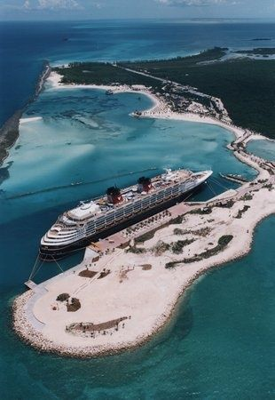 Disney Cruise to Anywhere.