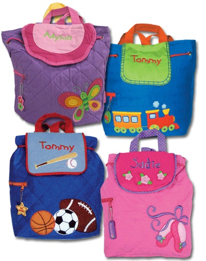 Personalized+Quilted+Backpack+-+%23Christmas+%23ideas