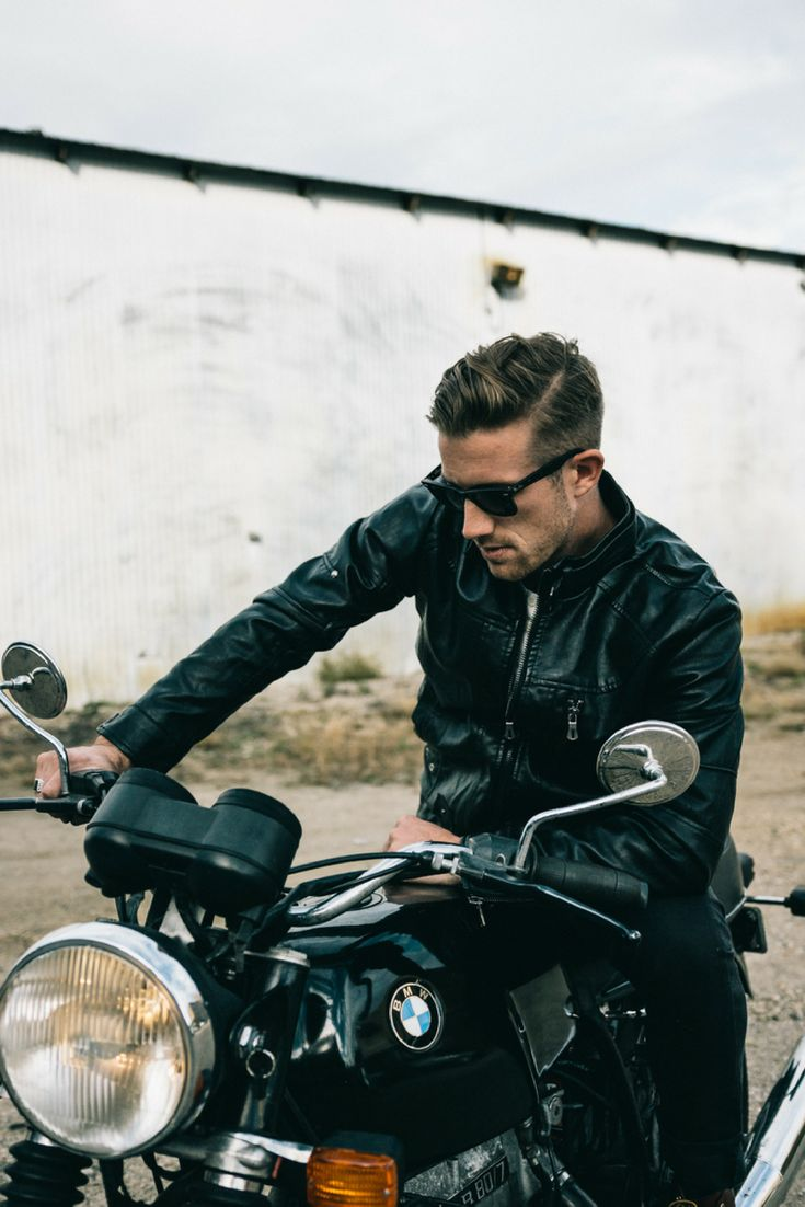 The Leather Jacket Is Now An Icon Of Cool. Get Your Coolest Leather Jacket For Motorcycle Riding.
