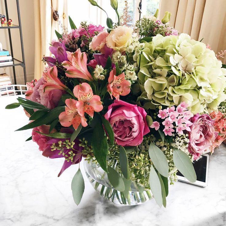 Mimi Ikonn, Congratulations, Baby, Flowers, Home Decor, London.