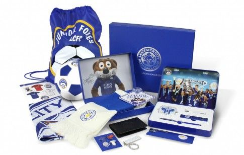 Leicester City FC Membership Packaging