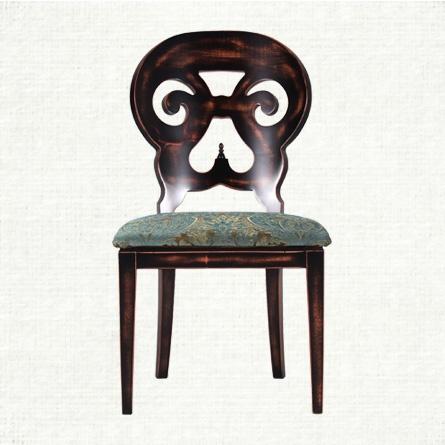 Jordan Side Dining Chair. Arhaus Furniture