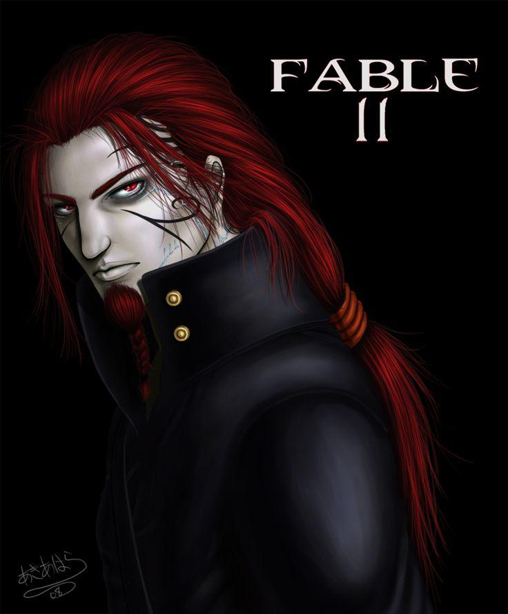 FABLE II - the fanatic by Akiahara.deviantart.com