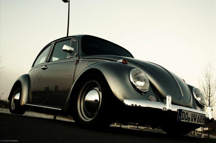 Porsche Powered Kaefer Vw T1 T2 Bus Beetle Pinterest