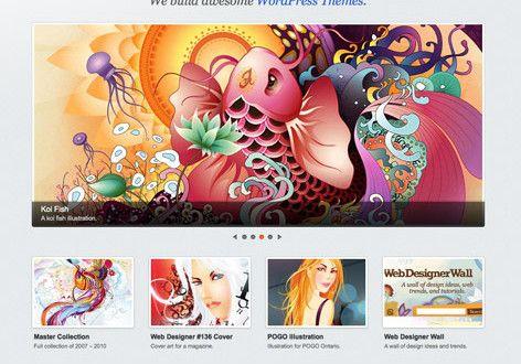 Blogfolio A Blog and Portfolio WordPress Theme by Themify