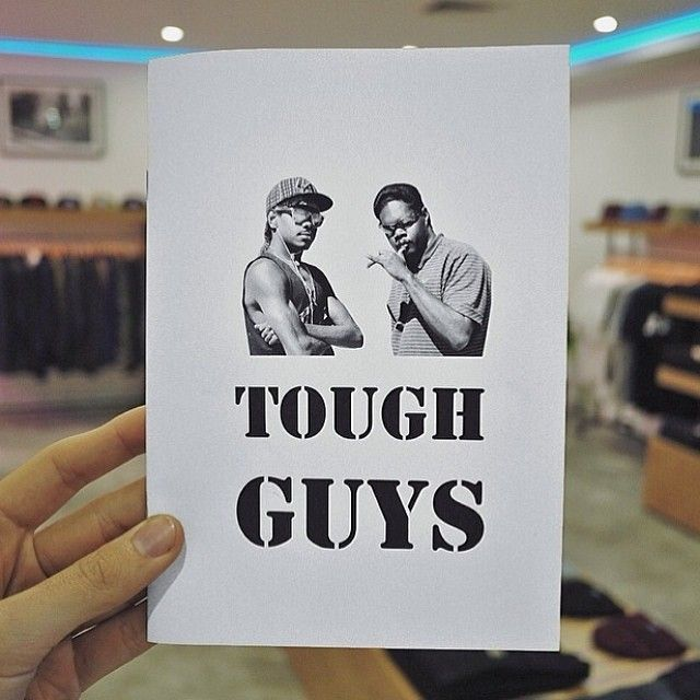 diversal:  Super stoked to have Tough Guys stocked at the awesome Lo-Fi store in Howard St, Perth. Click through to suss out their feed: @lofi_store #zine #zinesters #zineshares