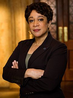 Vintage 2010, Epatha Merkerson of Harlem, exits Law and Order after 16 years, NYC, www.RevWill.com