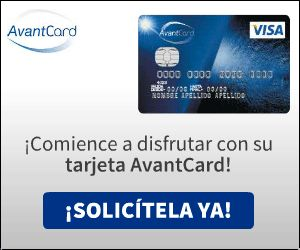 Créditos 6.000 Euros Con La Tarjeta De Crédito Avantcard