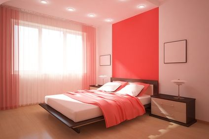 T te de lit corail casita pinterest inspiration for Decoration chambre rose