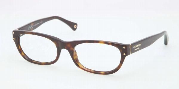 Coach HC6034 Eyeglasses | HC6034 Glasses | Price: $89.95 Rated 4.5, Read 6 Reviews