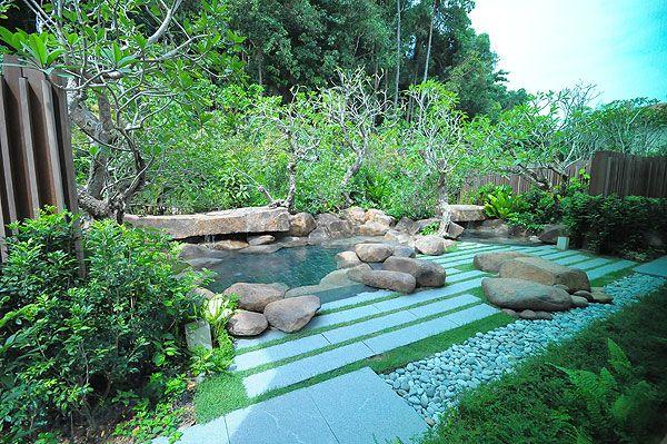 Garden creation by Shunmyo Masuno