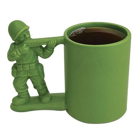 Army Guy Mug