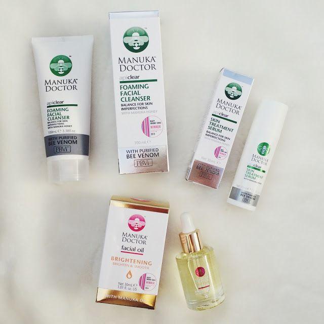 FashionFake: Manuka Doctor Skincare Review