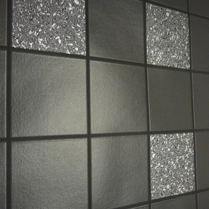 Holden Decor Tiling on a Roll Kitchen & Bathroom Heavy Weight Vinyl Wallpaper Granite Black 89130: Amazon.co.uk: DIY & Tools