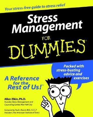 107 best stress management images on pinterest book show stress stress management for dummies fandeluxe Choice Image