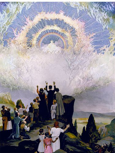 """""""Surely the Second Coming is at hand.  """"The Second Coming! Hardly are those words out When a vast image out of Spiritus Mundi""""-W.B. Yeats"""
