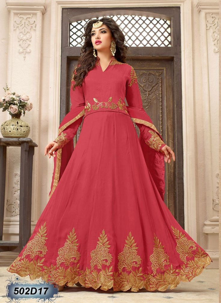 Buy Pink Colored Net and Georgette Semi-Stitched Designer Salwar Suit Get 30% Off on Designer Salwar Suits From Leemboodi Fashion with Free Shipping in INDIA Use Coupon Code: RAKHI15 to Get 15% off on Every Product of Leemboodi Fashion Now Available on Cash On Delivery