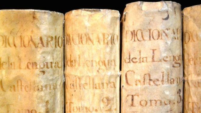 Las primeras palabras latinoamericanas que entraron al diccionario de la Real Academia Española (RAE) LEER MAS