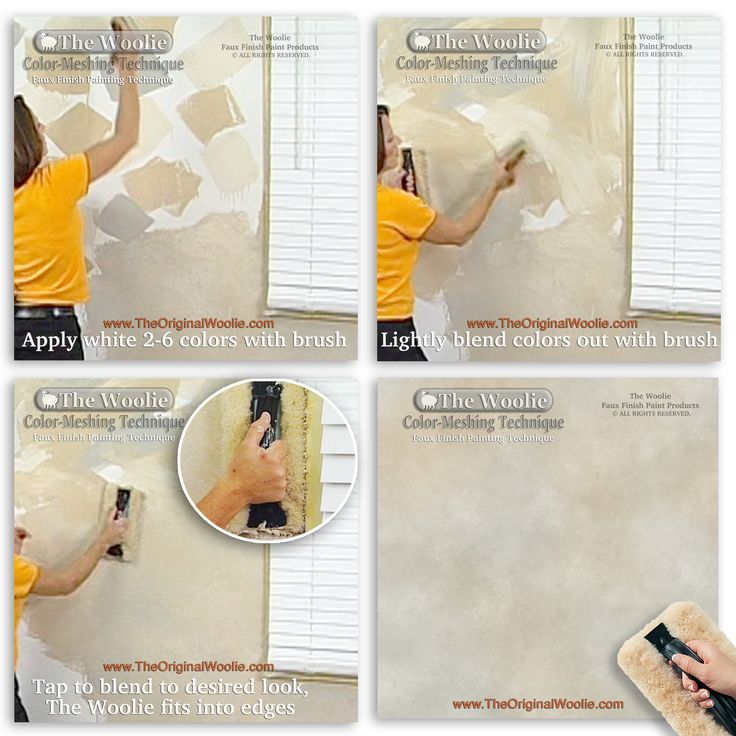 Best 25+ Sponge painting walls ideas on Pinterest